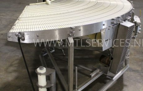 180 conveyor system